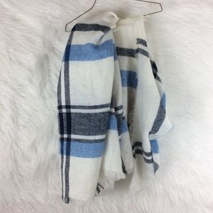Aerie | plaid blanket scarf